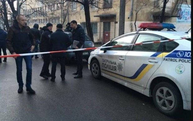В Киеве напали на общежитие ветеранов АТО: есть раненые
