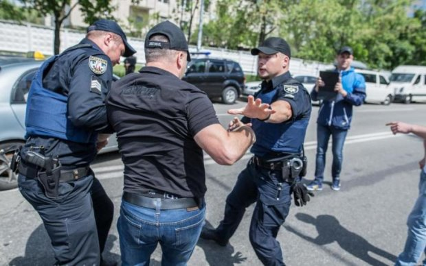 Уходили по-английски: домушники-иностранцы поставили Киев на уши
