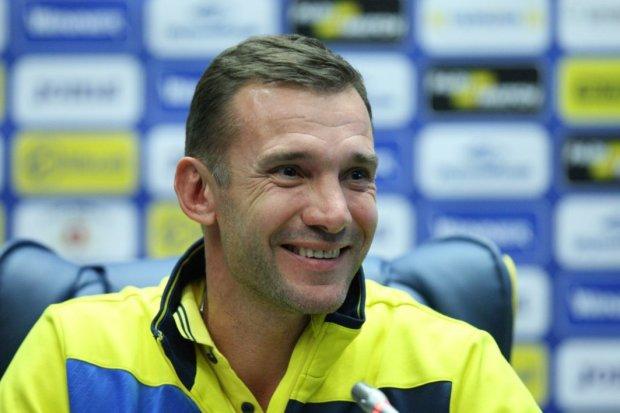 Шевченко виділив головне досягнення збірної України в 2018 році