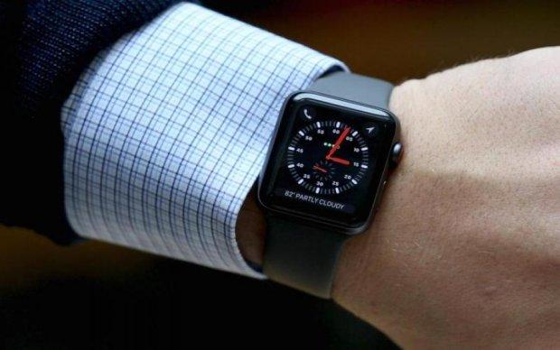 У мережу злили інформацію про годинник майбутнього від Apple