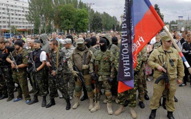 Шпигун бойовиків попався українським воїнам: фото