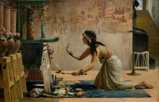 Уважали и почитали подобно божествам: история кошки в древнем Египте