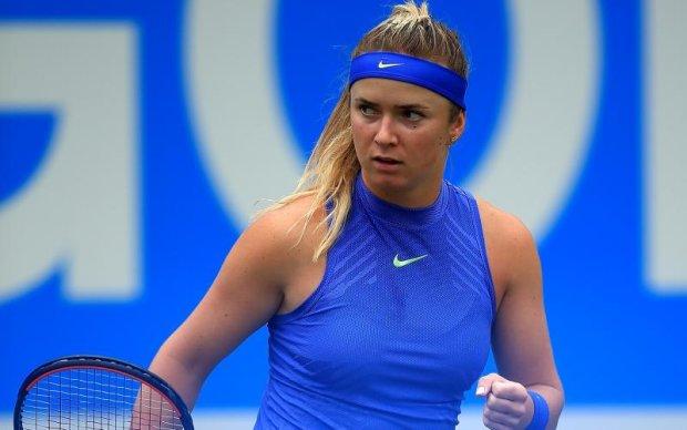 Найкраща українська тенісистка отримала державну нагороду