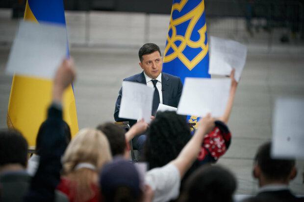 Владимир Зеленский-фото Офиса президента Украины
