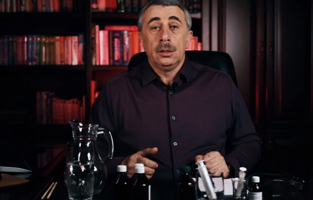 Доктор Комаровский, фото YouTube