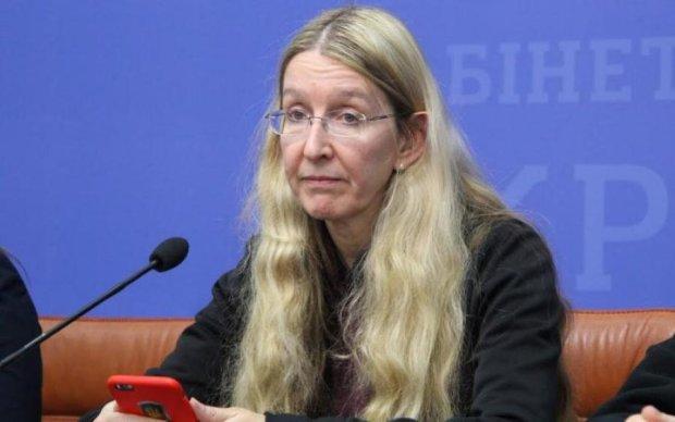 Заявление Супрун довело украинцев до сердечного приступа