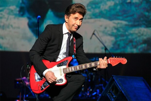 Российский певец Сюткин, фото из свободных источников
