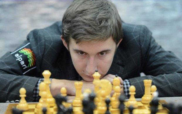 Шахіст-зрадник розсипався в компліментах російській владі