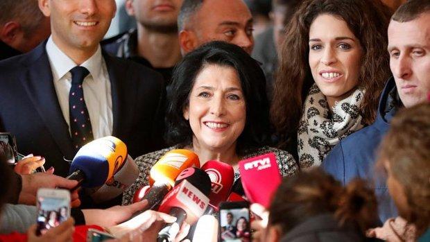 Грузія отримала нового президента