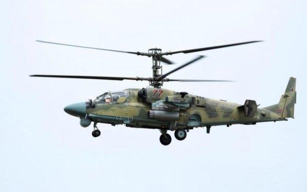 Путинский вертолет разбился в Сирии, никто не выжил