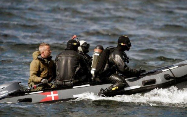 Смерть на субмарині: в Данії знайшли тіло без голови і кінцівок