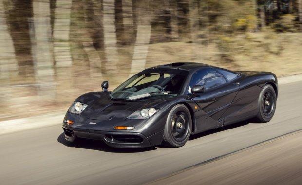 суперкар McLaren Speedtail