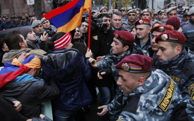 За крок до війни: у Вірменії знову запахло кров'ю