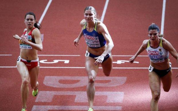 Українська легкоатлетка виграла міжнародний турнір