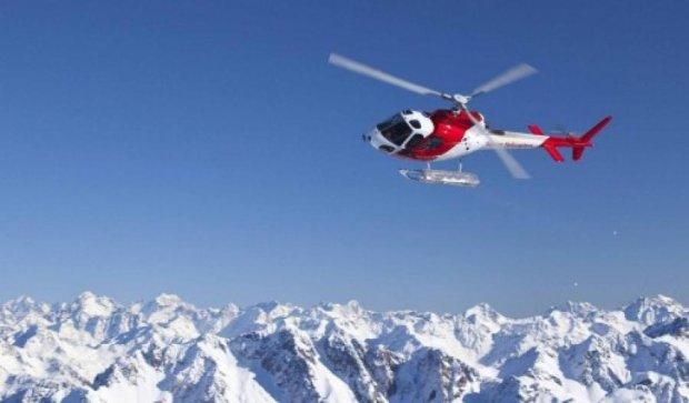 Туристичний гелікоптер впав у Новій Зеландії