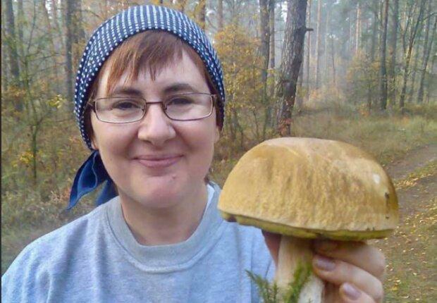 """Синоптик Діденко, яка прогнозує погоду всій Україні, показала урожай грибного сезону: """"Перший - під Карпатами...."""""""