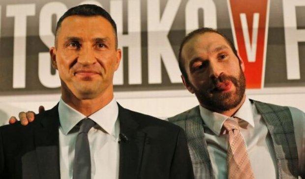 Бій Кличко - Ф'юрі: промо від HBO (відео)