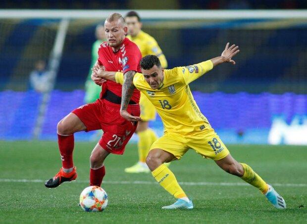 Евро-2020: сборная Украины триумфально выиграла матч у Литвы на родном поле