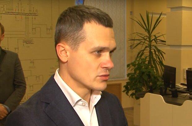 Олексій Кучер, скрін, відео YouTube