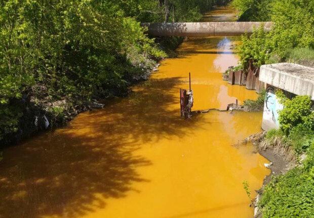 Река Лыбидь, фото с фейсбук