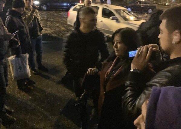 Задержание Елены Повар