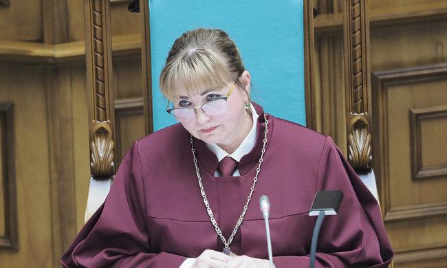 Голова Конституційного суду України