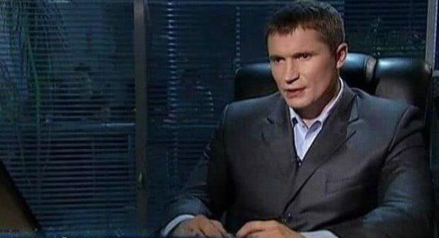 Андрей Лысюк, фото из Фейсбука
