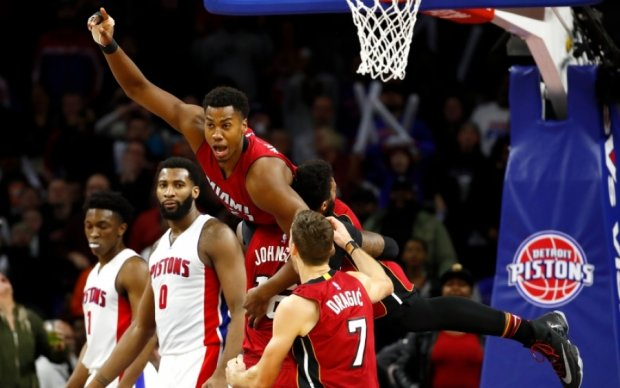 НБА: Победный путбэк Уайтсайда - лучший момент игрового дня