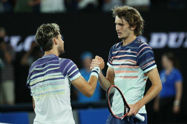Доминик Тим вышел в финал Australian Open, twitter.com/AustralianOpen