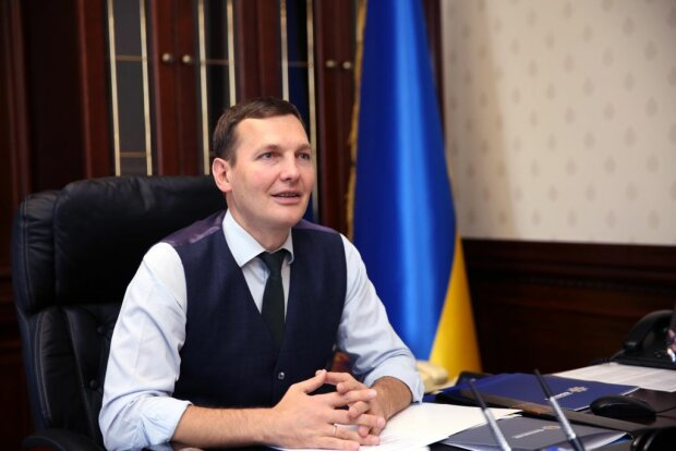 Євген Єнін, перший заступник міністра внутрішніх справ