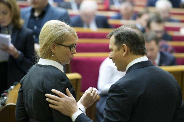 У Тимошенко та Ляшка забрали гроші, штраф і конфіскація: що сталося