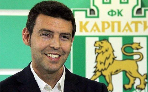 Стало відомe ім'я нового тренера львівських Карпат