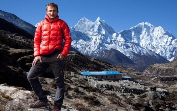 Легендарний альпініст загинув на Евересті