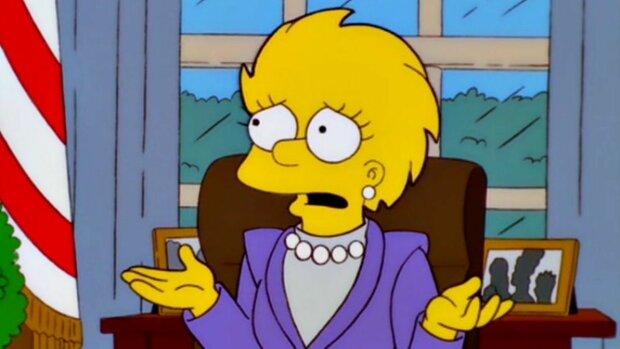 """""""Сімпсони"""" знову передбачили майбутнє: деталі інавгурації Байдена знали ще у 2000 році"""