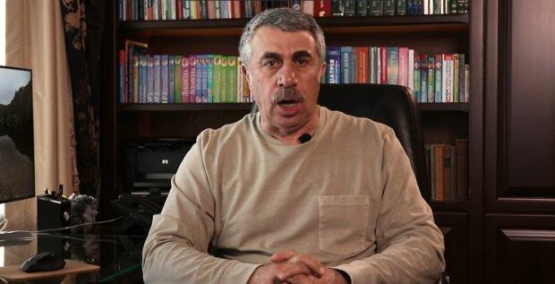 Комаровський, кадр з відео