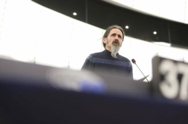 Люк Фланаган, фото Fred Marvaux/European Union