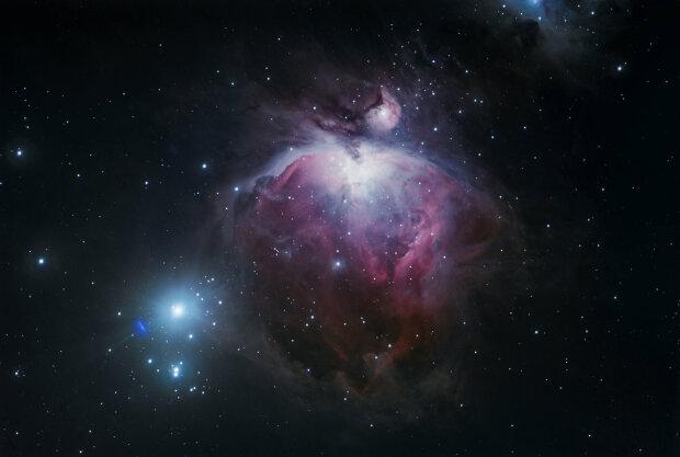 Туманность Ориона, фото: Facebook Андрей Ревун