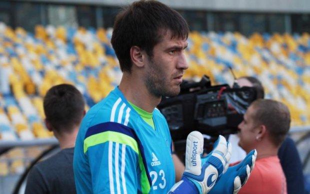 Український голкіпер продовжив контракт із азербайджанським клубом