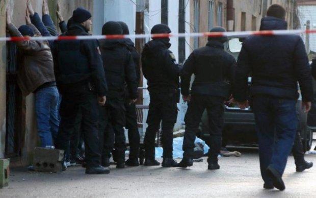Мужчину убили в центре Киева: кровавые подробности