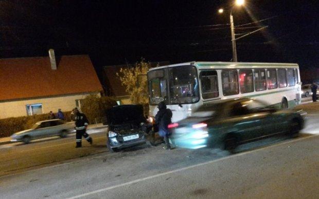 Серйозна аварія у Балаклії: є загиблі та травмовані