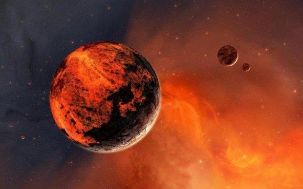 Відстань до Марса виявилася набагато більшою, ніж вважали