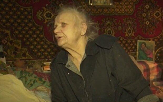 Валентина, кадр из репортажа ТРК ВЕЖА: YouTube
