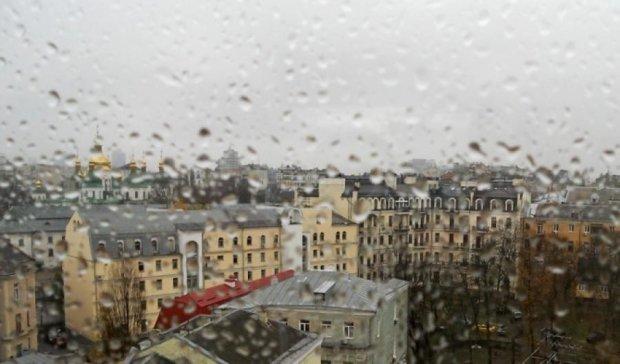 Доставайте зонтики: в Украине всю неделю будут дожди