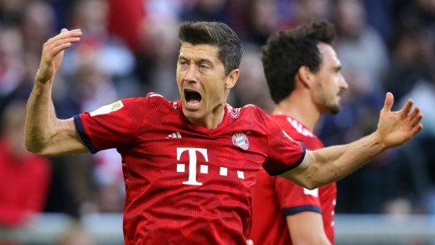 Бавария снова забила пять голов: на этот раз под каток попала Боруссия