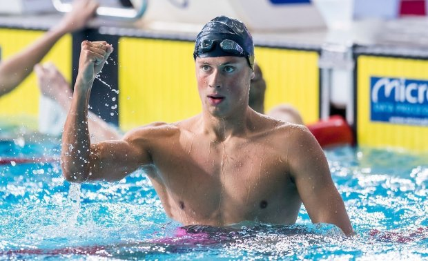 Плавець Романчук став віце-чемпіоном світу: срібний час для України