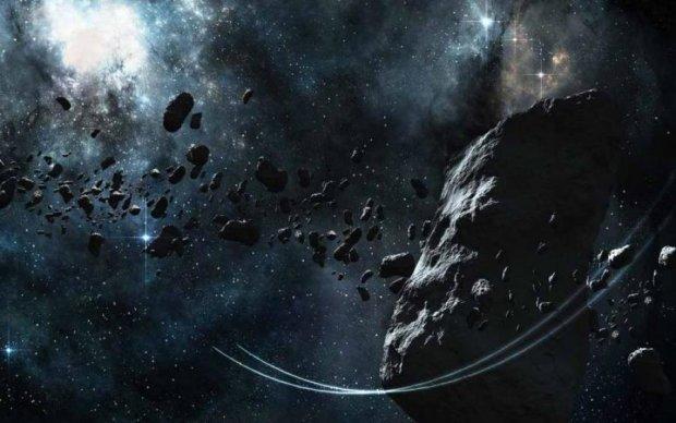 NASA показало гіганта, що мчить до Землі
