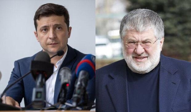 Плюс один конфлікт: Зеленський розповів про загострення відносин з Коломойським через обшуки на ″1+1″