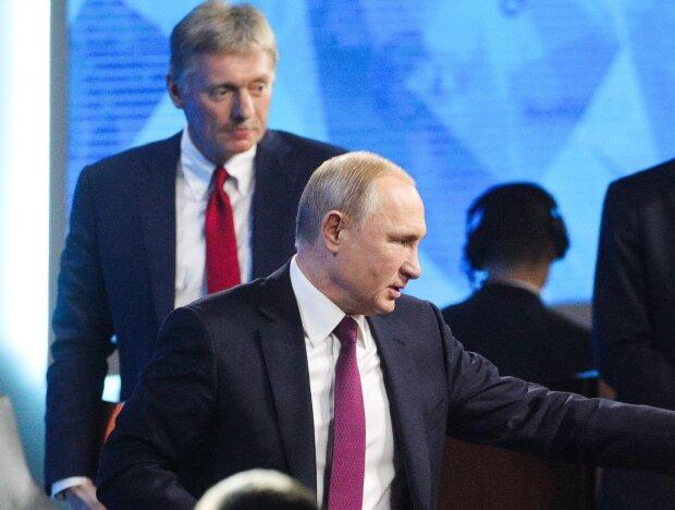 Путін і Пєсков, Пікабу