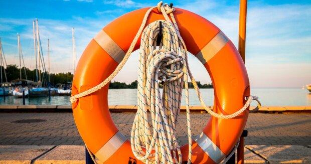 Спасательный круг, фото pixabay
