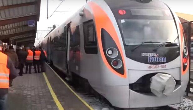 У Тернополі розлючені українці зупинили поїзд